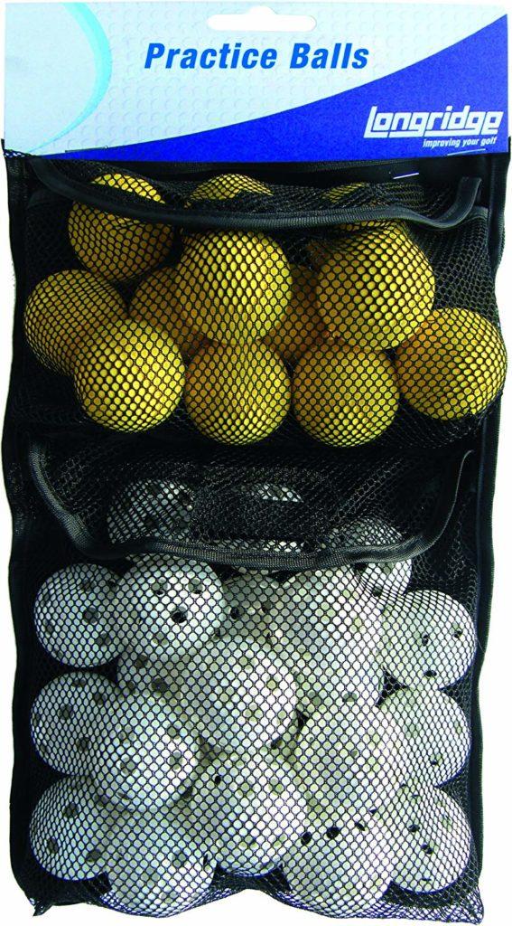 Balles de golf en mousse entrainement Accessoire de golf