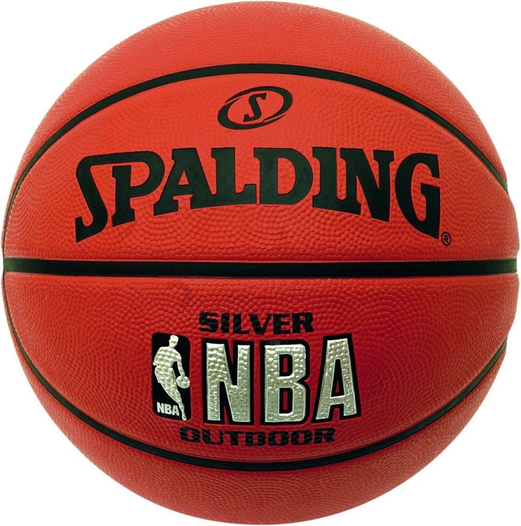 Ballon de basketball Spalding avec logo NBA Idée Cadeau
