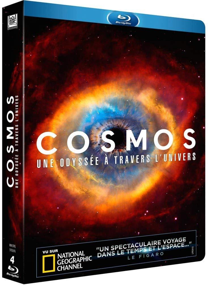 Blu-ray DVD Cosmos : Une odyssée à travers l'univers