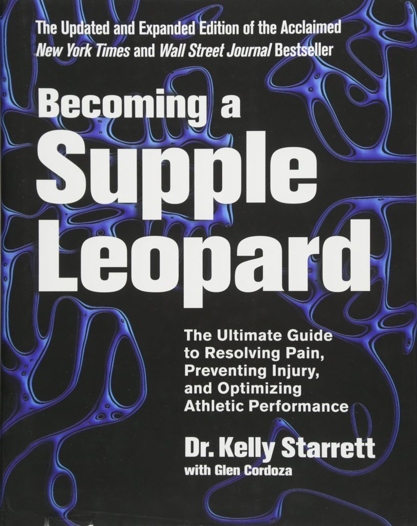Livre Crossfit Becoming a Supple Leopard Cadeau fan de crossfit