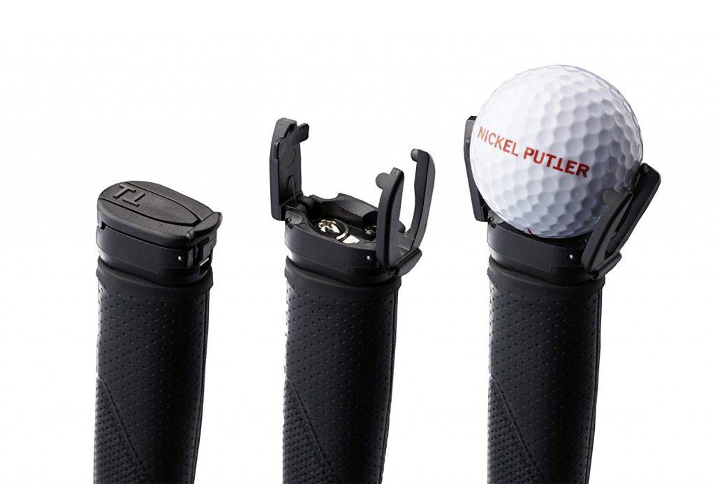 Ramasseur de balles de golf pour putter Accessoire de golf