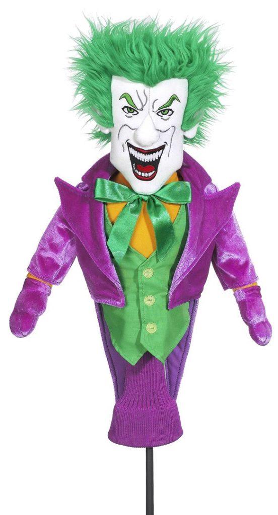 Couvre Driver Joker Idée Cadeau golfeur