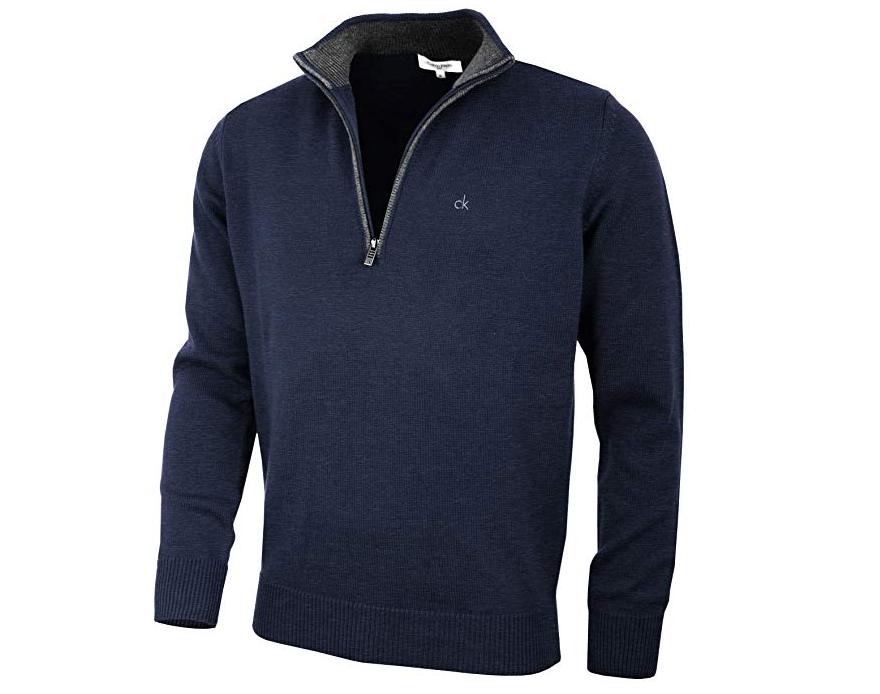 Pull de golf Calvin Klein Idée cadeau golfeur