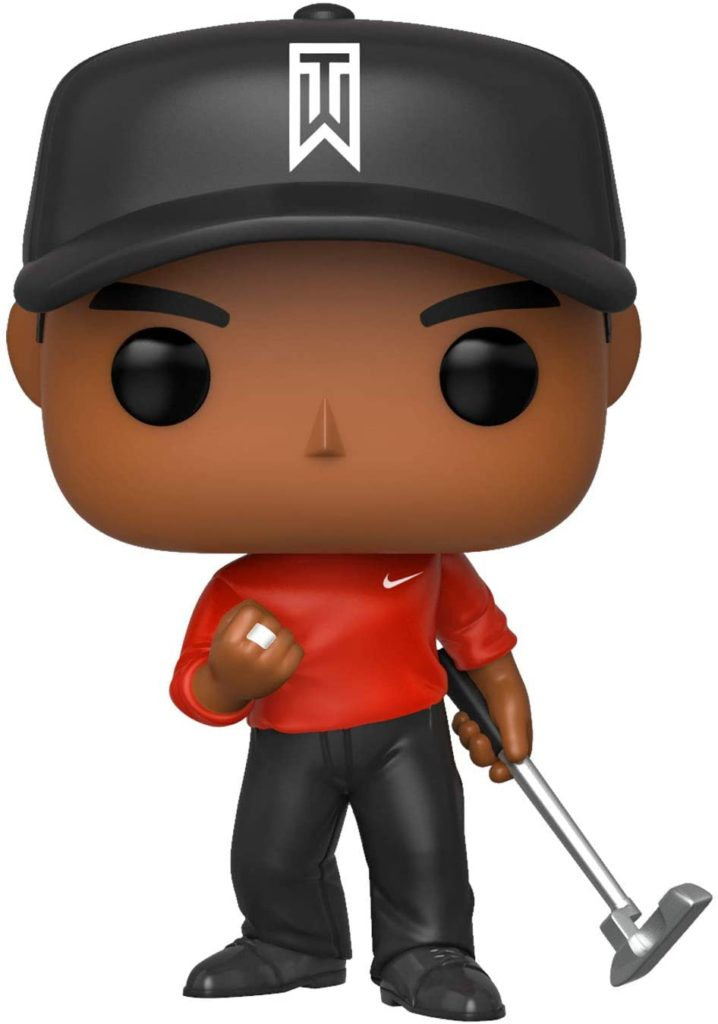 Figurine Tiger Woods Idée Cadeau Golf