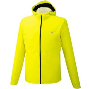 Veste de golf Mizuno Homme jaune flash
