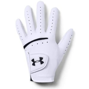 Gant de Golf Homme Under Armour Strikeskin Tour Blanc