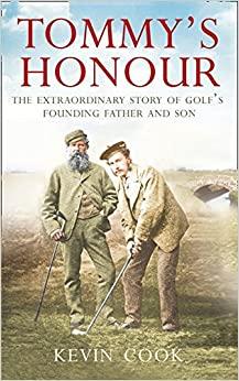 Livre Golf : Tommy's Honour (langue anglaise) Idée cadeau golf