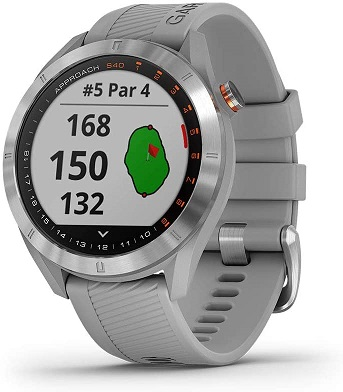 montre golf Garmin Approach S40