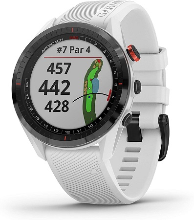 montre golf Garmin Approach S62