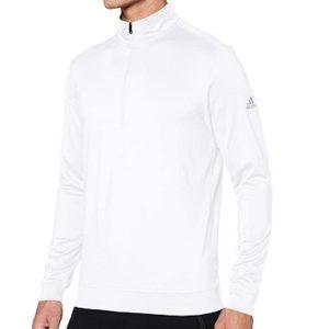 Pull de golf Adidas Homme Blanc