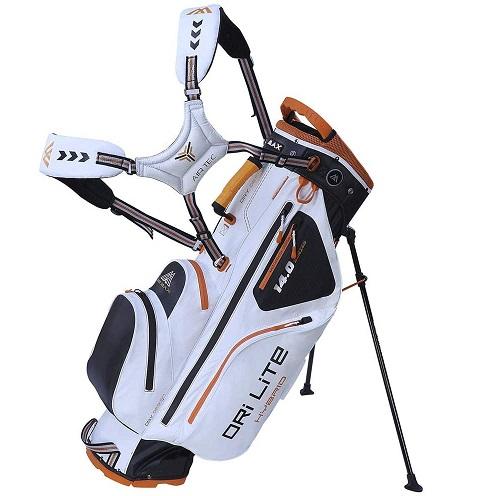 Sac de golf Big Max Drilite Hybride Étanche Diviseur 14 Compartiments