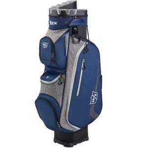 Sac de golf Wilson Mixte Bleu et Gris