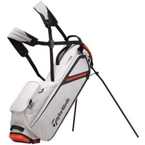Sac de golf TaylorMade Flextech avec support Mixte