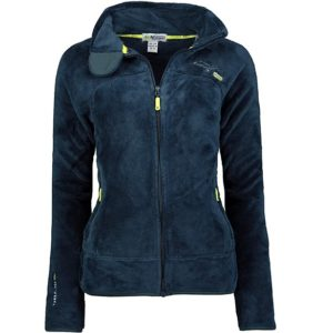 Veste Polaire Golf Femme Geographical Norway Bleue