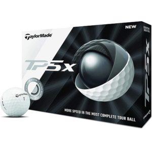 Balles de Golf TaylorMade TP5x