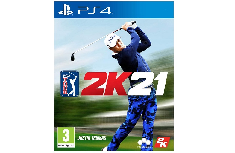 PGA Tour 2K21 Jeu de golf Idée cadeau