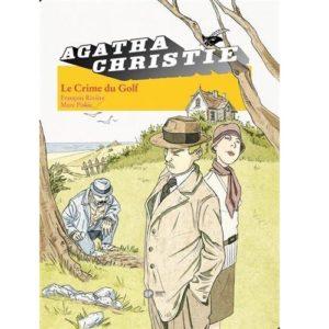 Le Crime du Golf Agatha Christie