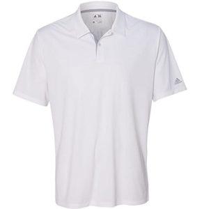 Polo de golf Adidas Homme