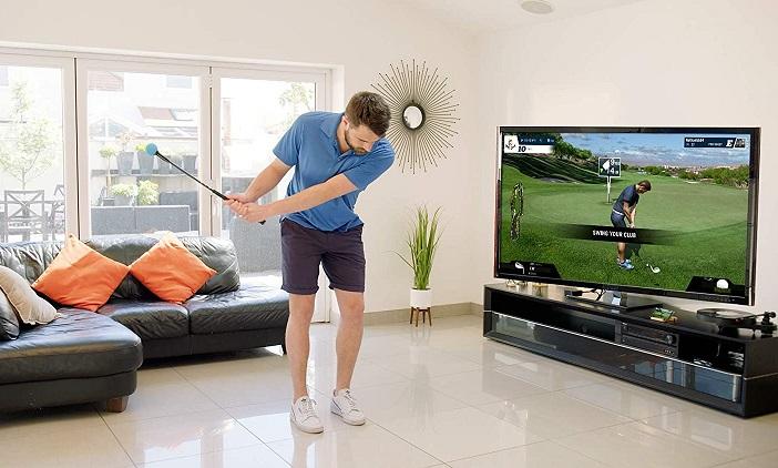 PhiGolf WGT Simulateur de golf Idée cadeau